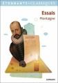 Couverture Les essais / Essais Editions Flammarion (GF - Etonnants classiques) 2013