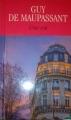 Couverture Une vie Editions Omnibus 2015