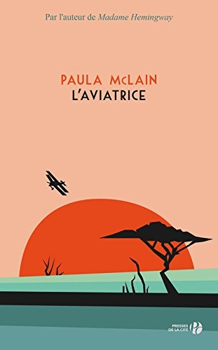 Couverture L'aviatrice