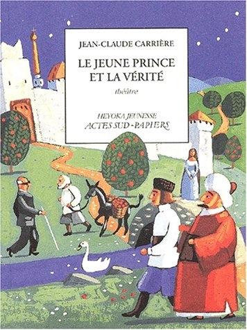 Couverture Le jeune prince et la vérité