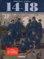 Couverture 14-18, tome 03 : Le champ d'honneur (janvier 1915) Editions Delcourt 2015