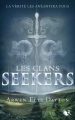 Couverture Les clans Seekers, tome 1 Editions Robert Laffont (R) 2015