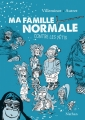 Couverture Ma famille normale contre les yétis Editions Nathan 2015