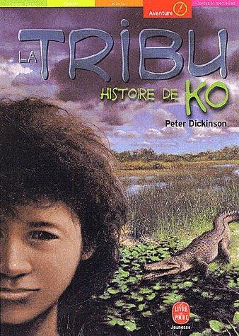 Couverture La Tribu, tome 3 : Histoire de Ko