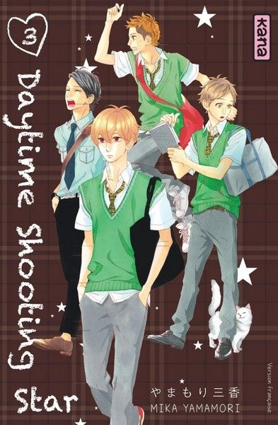 Couverture Daytime Shooting Star, tome 03