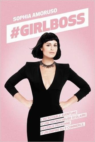 Couverture #girlboss