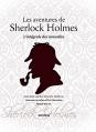 Couverture Les Aventures de Sherlock Holmes, intégrale des nouvelles Editions Omnibus 2015