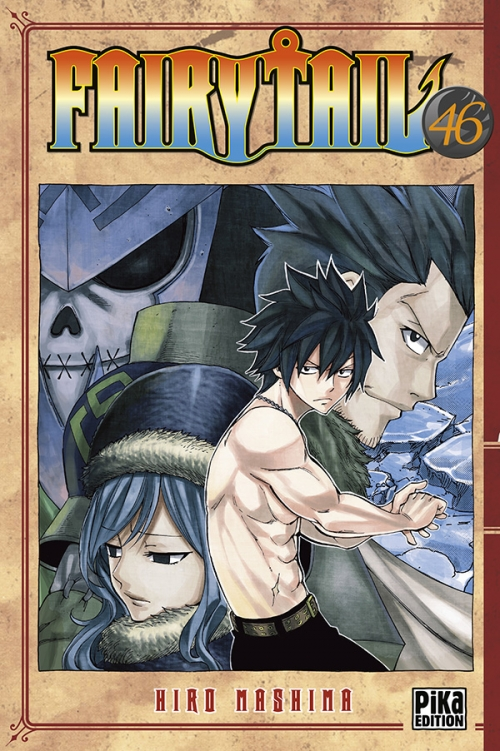 Couverture Fairy Tail, tome 46