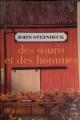 Couverture Des souris et des hommes Editions Le Livre de Poche 1949