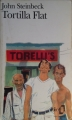 Couverture Tortilla Flat Editions Folio  1991
