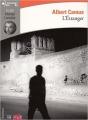 Couverture L'étranger Editions Gallimard  (Ecoutez lire) 2015