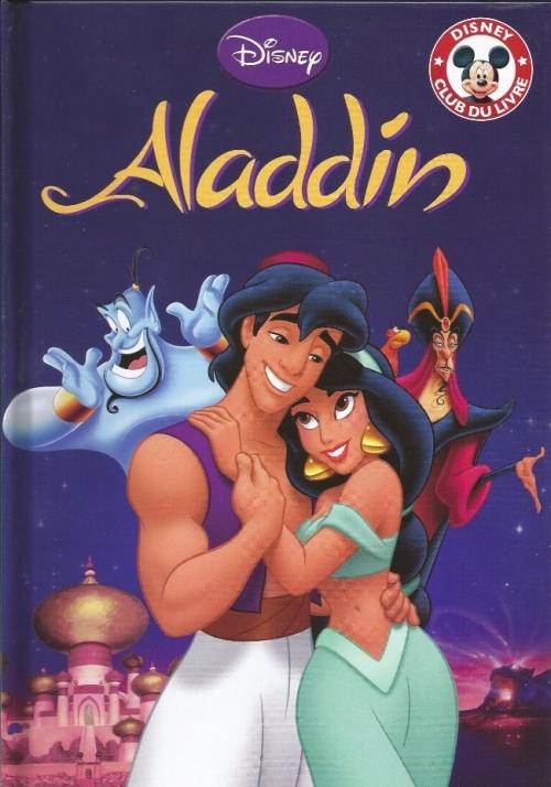 Couverture Aladdin (Album)