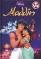 Couverture Aladdin (Album) Editions Hachette (Disney - Club du livre) 2015
