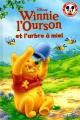 Couverture Winnie l'Ourson et l'arbre à miel Editions Hachette (Disney - Club du livre) 2015