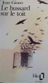 Couverture Le hussard sur le toit Editions Folio  1991
