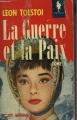 Couverture La Guerre et la Paix / Guerre et paix (2 tomes), tome 2 Editions Marabout (Géant) 1955