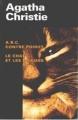 Couverture ABC contre Poirot, Le chat et les pigeons Editions France Loisirs 2001