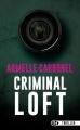 Couverture Criminal loft Editions Milady (Thriller) 2015