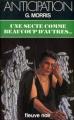 Couverture La Trilogie des Sectes, tome 1 : Une secte comme beaucoup d'autres Editions Fleuve (Noir - Anticipation) 1981