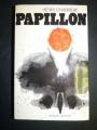 Couverture Papillon, tome 1 Editions Robert Laffont 1969