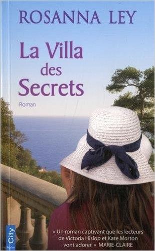 Couverture La villa des secrets