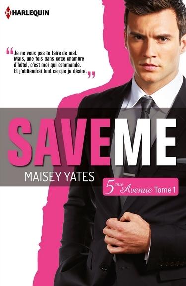 Couverture 5ème avenue, tome 1 : Save me