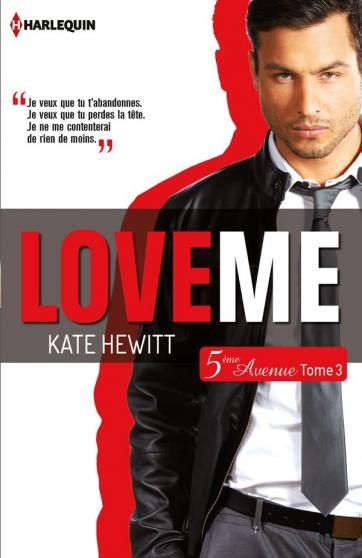 Couverture 5ème avenue, tome 3 : Love me