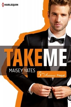 Couverture 5ème avenue, tome 0 : Take me