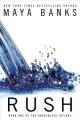 Couverture A fleur de peau, tome 1 : Rush Editions Berkley Books 2013