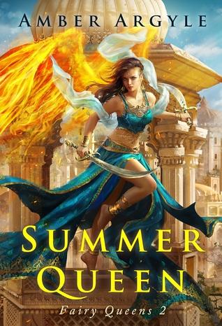 Couverture Fairy Queen, book 2: Summer Queen
