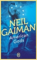 Couverture American Gods Editions J'ai Lu 2014