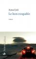 Couverture Le bon coupable Editions Robert Laffont 2013