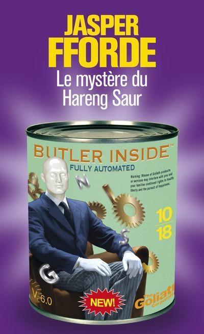 Le mystère du hareng saur de Jasper Fforde