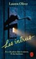 Couverture Les intrus Editions Le Livre de Poche 2015