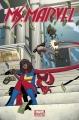 Couverture Miss Marvel (Marvel Now), tome 2 : Génération Y Editions Panini (Marvel Now!) 2015