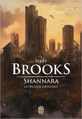Couverture Shannara, intégrale : La trilogie originale