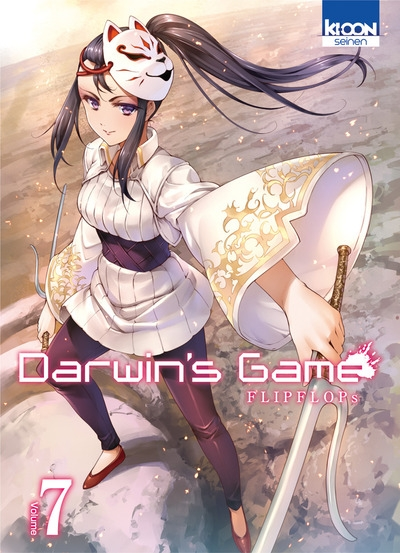 Couverture Darwin's Game, tome 07