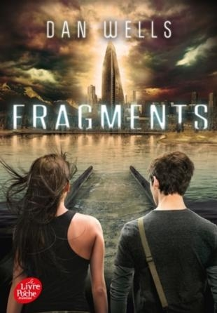 Couverture Partials, tome 2 : Fragments