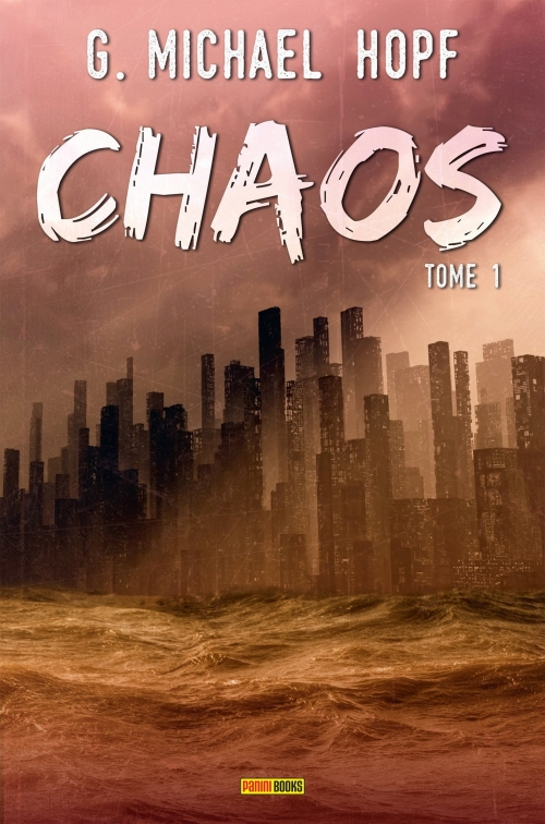 Couverture Chaos, tome 1
