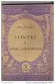 Couverture Contes, tome 1 : Zadig, Micromégas Editions Larousse 1963