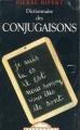 Couverture Dictionnaire des Conjugaisons Editions Maxi Poche (Références) 2000