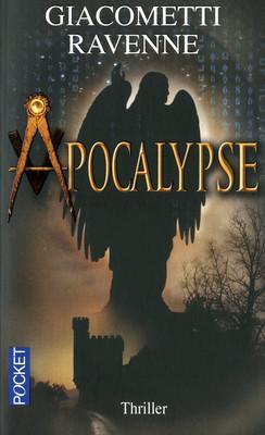 Couverture Commissaire Antoine Marcas, tome 05 : Apocalypse