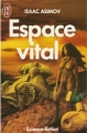 Couverture Espace vital Editions J'ai Lu (Science-fiction) 1987