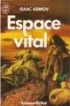 Couverture Espace vital Editions J'ai Lu (Science-fiction) 1987