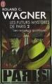Couverture Les Futurs Mystères de Paris, tome 02 : Les Ravisseurs quantiques Editions J'ai Lu (Science-fiction) 2009