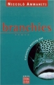 Couverture Branchies Editions Le félin 1999