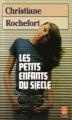 Couverture Les petits enfants du siècle Editions Le Livre de Poche 1974