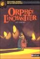 Couverture Orphée l'enchanteur Editions Nathan (Histoires noires de la mythologie) 2004