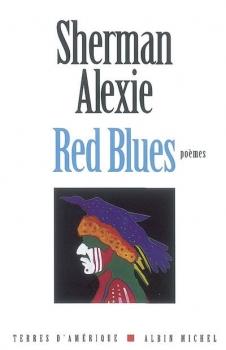 Couverture Red Blues : poèmes