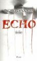 Couverture Echo Editions Plon (Thriller) 2009